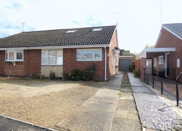Thumbnail 4 bedroom semi-detached bungalow for sale in Haig Close, Swindon
