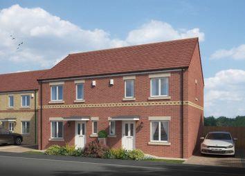 Thumbnail 3 bed end terrace house for sale in Bedford Sidings, South Church Road, Bishop Auckland, County Durham