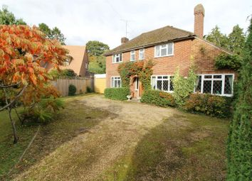 Thumbnail 3 bed detached house for sale in Fernbrook Road, Caversham, Reading