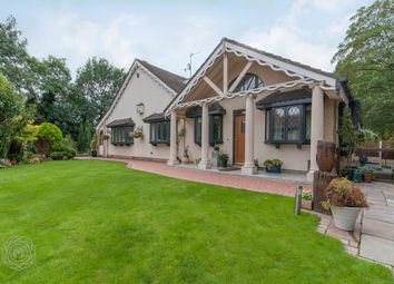 Thumbnail 4 bedroom detached house for sale in Vicars Hall Lane, Worsley, Manchester