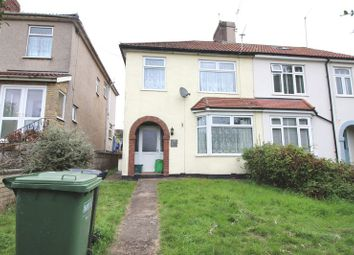 Thumbnail 3 bedroom end terrace house to rent in New Cheltenham Road, Kingswood, Bristol
