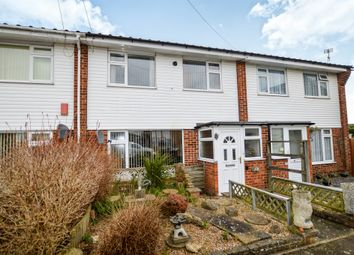 Thumbnail 3 bed terraced house for sale in Underwood Close, Kennington, Ashford