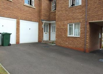 Thumbnail 1 bedroom flat for sale in Bates Close, Loughborough, Leicestershire