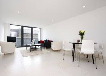 Thumbnail 1 bed flat to rent in Leo Yard, London