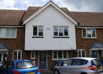 Thumbnail 3 bed mews house to rent in Finch Close, Faversham