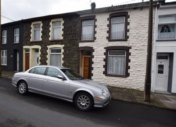 Thumbnail 2 bed terraced house for sale in Jones Street, Blaenclydach, Tonypandy
