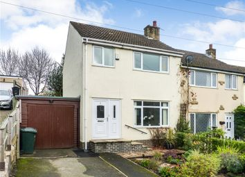 Thumbnail 3 bed end terrace house for sale in Griffe Gardens, Oakworth, Keighley