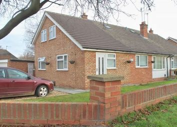 Thumbnail 5 bedroom semi-detached house for sale in Woodland Close, Duston, Northampton