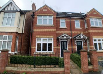 Thumbnail 4 bed semi-detached house to rent in Queen Street, Stamford