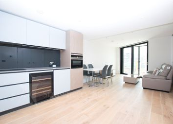 Thumbnail 1 bed property to rent in Five Riverlight Quay, London