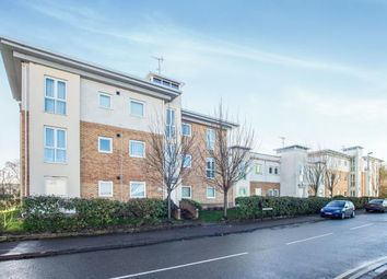 Thumbnail 1 bed flat for sale in Pool Close, West Molesey, Surrey
