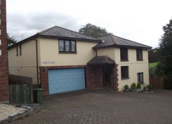 Thumbnail 4 bed detached house to rent in Sarahs Meadow, Padstow