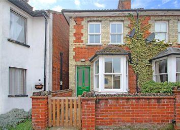 2 bed end terrace house to rent in St. James Avenue, Farnham, Surrey GU9