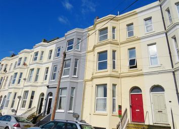Thumbnail 1 bed flat to rent in Blomfield Road, St. Leonards-On-Sea