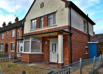 Thumbnail 3 bed end terrace house for sale in James Hall Street, Nantwich