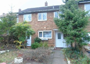 Thumbnail 3 bed terraced house to rent in Colestrete, Stevenage