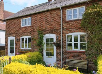 Thumbnail 2 bed terraced house for sale in The Green, Wrenbury, Nantwich