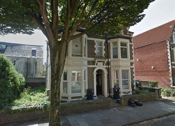 Thumbnail 1 bedroom property to rent in Connaught Road, Roath, Cardiff