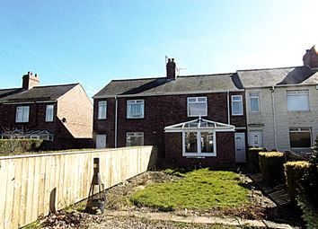 Thumbnail 3 bed terraced house for sale in Fir Terrace, Burnopfield, Newcastle Upon Tyne