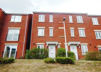 Thumbnail 4 bed end terrace house to rent in Russell Walk, Exeter