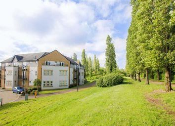 Thumbnail 2 bed flat for sale in Sakura Walk, Willen Park, Milton Keynes, Buckinghamshire
