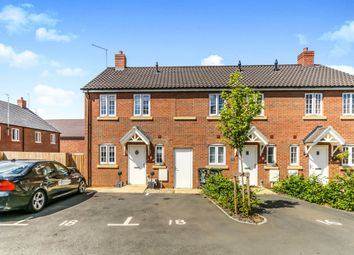 Thumbnail 2 bed terraced house for sale in Junction Way, Thrapston, Kettering