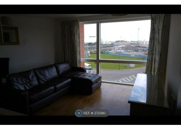 Thumbnail 1 bedroom flat to rent in Falcon Drive, Cardiff