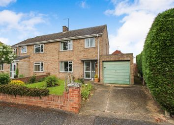Thumbnail 3 bed semi-detached house for sale in Ravenshoe, Godmanchester, Huntingdon