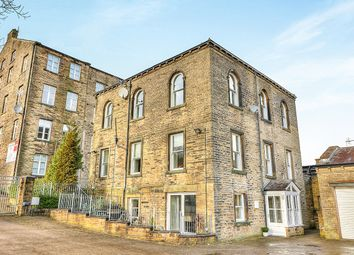 Thumbnail 2 bed flat for sale in Dean House Lane, Luddenden, Halifax
