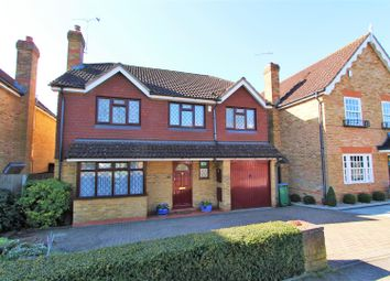 Thumbnail 5 bed detached house for sale in The Ridgeway, Watford