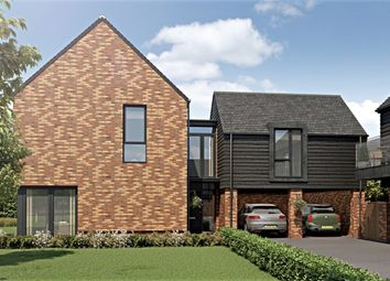 Thumbnail 5 bed semi-detached house for sale in Pompadour At Channels, Little Waltham, Chelmsford