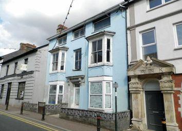 Thumbnail Property for sale in Lincoln Street, Llandysul