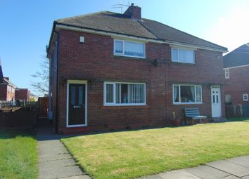 Thumbnail 3 bed semi-detached house for sale in Chestnut Avenue, Spennymoor