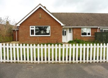 Thumbnail 3 bed bungalow to rent in Bolton Crescent, Ferndown