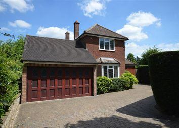 Thumbnail 4 bed detached house to rent in Acorn Street, Hunsdon, Ware