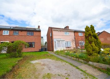 Thumbnail 2 bed semi-detached house for sale in Tomkinson Road, Nuneaton