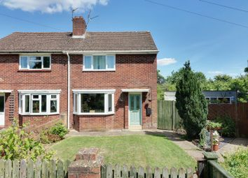 Thumbnail 2 bed semi-detached house for sale in Timsbury Crescent, Havant