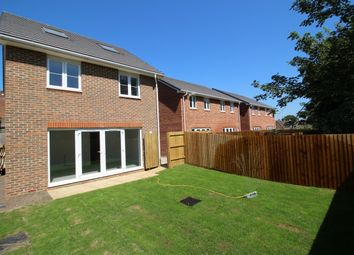 Thumbnail 4 bed detached house for sale in Botley Road, Park Gate, Southampton