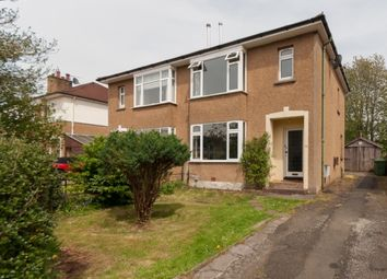 Thumbnail 4 bed semi-detached house for sale in 14 Clochbar Avenue, Milngavie, Glasgow