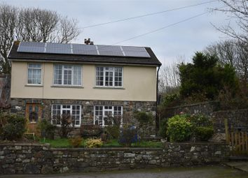 Thumbnail 4 bed link-detached house for sale in Penparc, Trefin, Haverfordwest