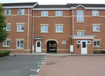 Thumbnail 1 bedroom flat for sale in Doughty Close, Great Bridge, Tipton