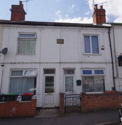 Thumbnail 2 bed terraced house to rent in Lindleys Lane, Kirkby In Ashfield, Nottingham