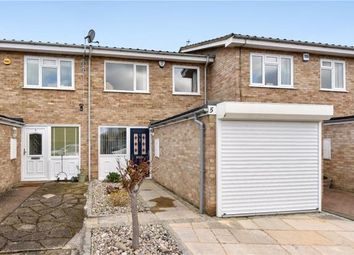 Thumbnail 3 bed terraced house for sale in Clyve Way, Staines-Upon-Thames, Surrey