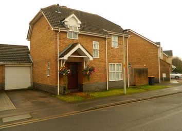 Thumbnail 3 bed detached house to rent in The Cloisters, Bedford