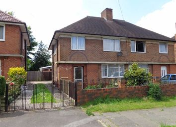 Thumbnail 3 bedroom semi-detached house for sale in The Lea, Stechford, Birmingham
