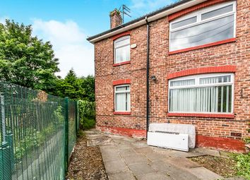 Thumbnail 3 bed terraced house for sale in Shirley Avenue, Salford