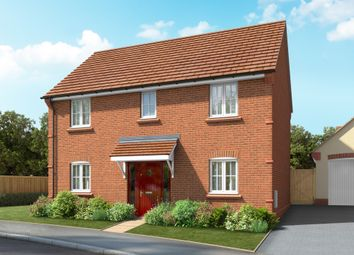 "Thumbnail 4 bed detached house for sale in ""The Clarence"" at Elers Way, Thaxted, Dunmow"
