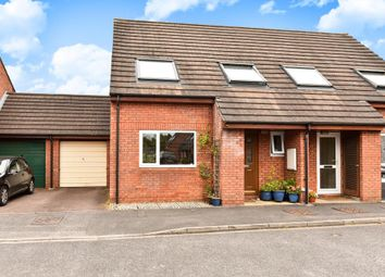 Thumbnail 3 bed semi-detached house for sale in Bucklebury Close, Maidenhead