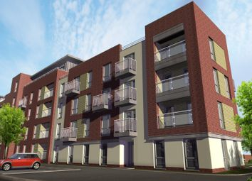 Thumbnail 3 bed duplex for sale in John Thornycroft Road, Southampton