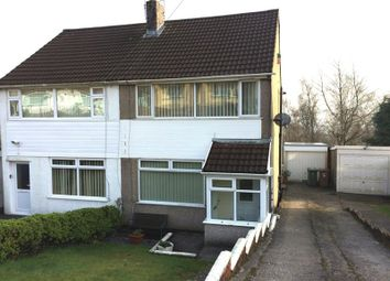 Thumbnail 2 bed property to rent in Heol Pwll-Y-Pant, Caerphilly